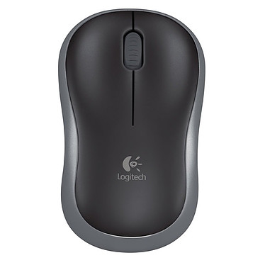 Logitech Wireless Mouse M185 (Gris)