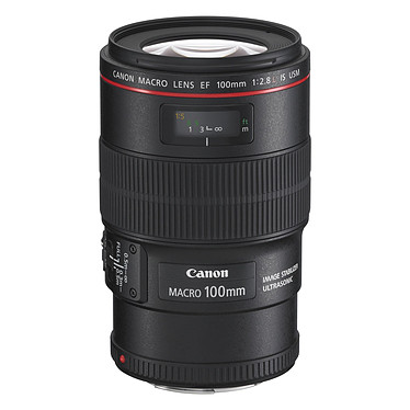 Canon EF 100 mm f/2,8L IS USM