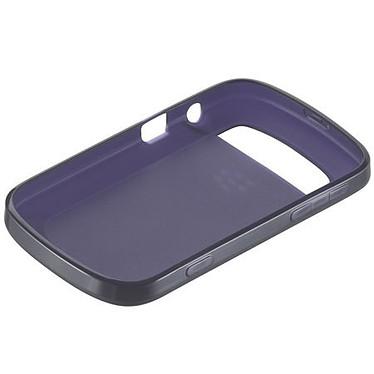 Avis BlackBerry Soft Shell Indigo BlackBerry Bold 9930/9900