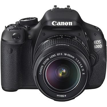 Acheter Canon EOS 600D + Objectif EF-S 18-55 mm f/3,5-5,6 IS II