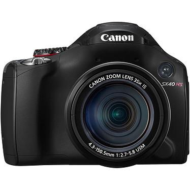 Avis Canon PowerShot SX40 HS