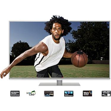 "Panasonic TX-L42DT50E Téléviseur LED IPS 3D Full HD 42"" (107 cm) 16/9 - 1920 x 1080 pixels - Tuner TNT HD & Câble - DLNA - 1600 Hz - HDTV 1080p"