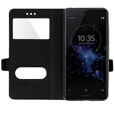 Acheter Avizar Etui folio Noir pour Sony Xperia XZ2 Compact