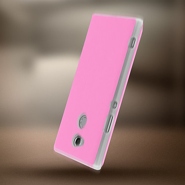 Avis Avizar Etui folio Rose pour Sony Xperia XA2