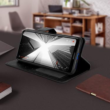 Avis Avizar Etui folio Noir Éco-cuir pour Huawei Y7 2019