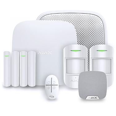 Ajax Alarme maison StarterKit blanc  Kit 3 Alarme maison StarterKit blanc  Kit 3