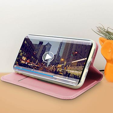 Acheter Avizar Etui folio Rose Champagne Éco-cuir pour Apple iPhone 11 Pro Max