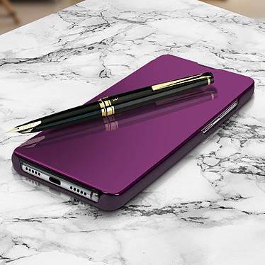 Avizar Etui folio Violet pour Huawei P30 Pro pas cher