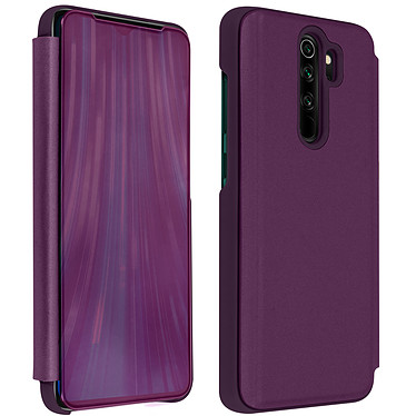 Avizar Etui folio Violet pour Xiaomi Redmi Note 8 Pro Etui folio Violet Xiaomi Redmi Note 8 Pro
