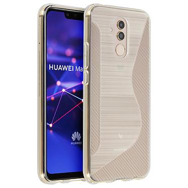 Avizar Coque Transparent pour Huawei Mate 20 lite pas cher