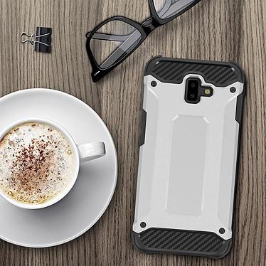 Acheter Avizar Coque Argent pour Samsung Galaxy J6 Plus
