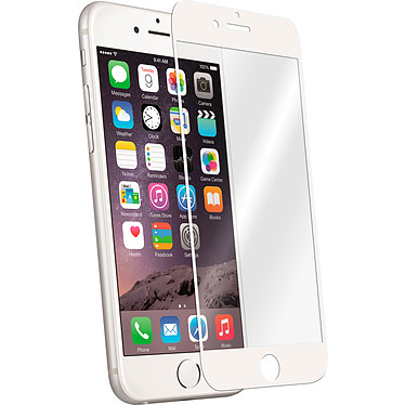Avis Avizar Film verre trempé Blanc pour Apple iPhone 6 , Apple iPhone 6S