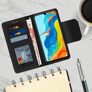 Acheter Avizar Etui folio Noir pour Huawei P30 Lite , Honor 20S , Huawei P30 Lite XL