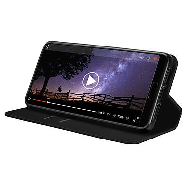 Avis Avizar Etui folio Noir Éco-cuir pour Huawei P20