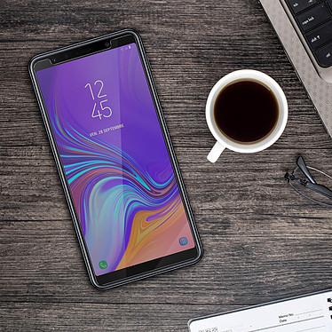 Acheter Avizar Film protecteur Transparent Haute Résistance pour Samsung Galaxy A7 2018
