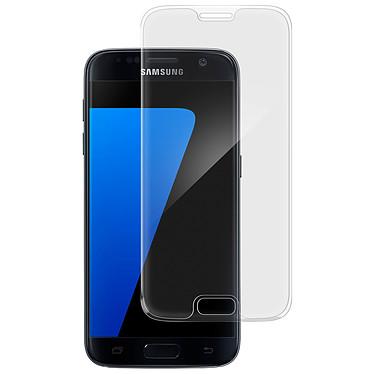 Avizar Film verre trempé Transparent pour Samsung Galaxy S7 Film verre trempé Transparent Samsung Galaxy S7