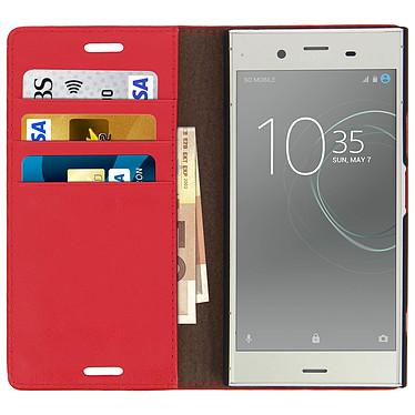 Acheter Avizar Etui folio Rouge pour Sony Xperia XZ1