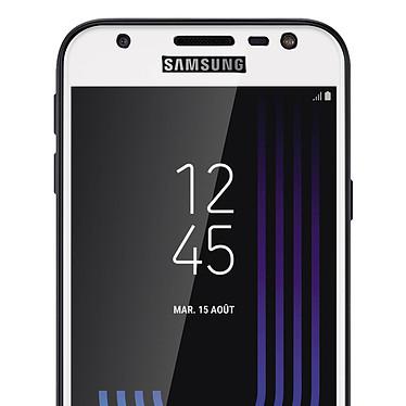 Avis Avizar Film verre trempé Blanc pour Samsung Galaxy J3 2017