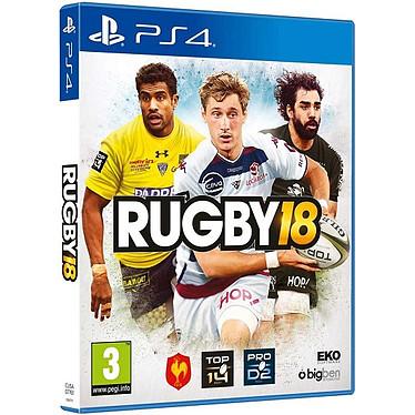 Rugby 18 (PS4) Jeu PS4 Sport 3 ans et plus