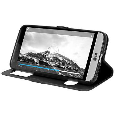 Avis Avizar Etui folio Noir pour LG G5