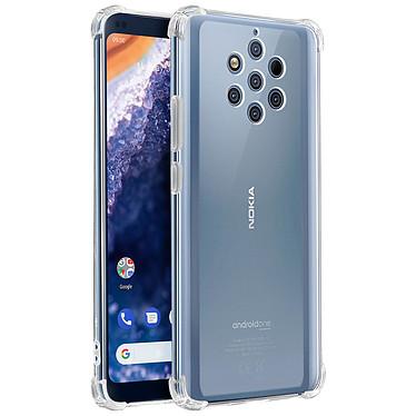 Avizar Coque Transparent pour Nokia 9 PureView pas cher