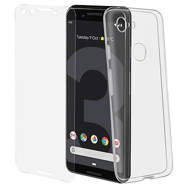Avizar Coque Transparent pour Google Pixel 3 pas cher