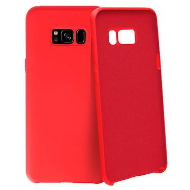 Avizar Coque Rouge pour Samsung Galaxy S8 Plus pas cher