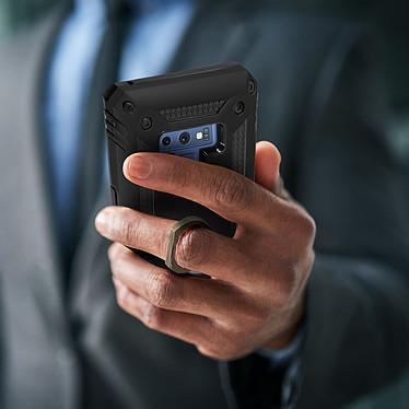 Acheter Avizar Coque Noir Bi-matières pour Samsung Galaxy Note 9