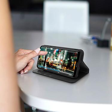 Avis Avizar Etui folio Noir pour Huawei Y7 2019