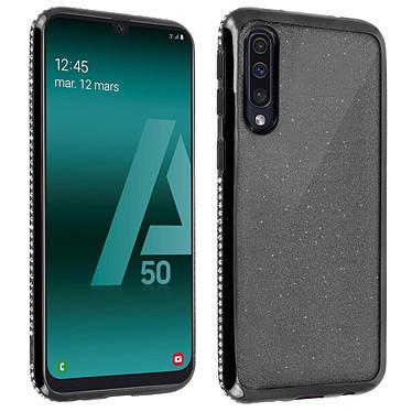 Avizar Coque Noir pour Samsung Galaxy A50 , Samsung Galaxy A30s Coque Noir Samsung Galaxy A50 , Samsung Galaxy A30s