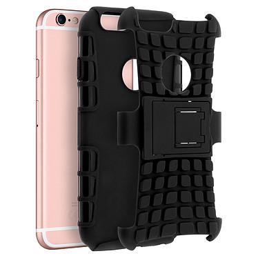 Avizar Coque Noir pour Apple iPhone 6 , Apple iPhone 6S pas cher