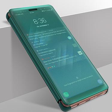 Avizar Etui folio Vert pour Samsung Galaxy Note 8 pas cher