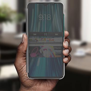 Avis Avizar Etui folio Argent pour Xiaomi Redmi Note 8 Pro
