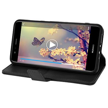 Avis Avizar Etui folio Noir pour Huawei P10 Lite