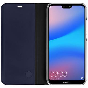 Acheter Avizar Etui folio Noir pour Huawei P20 Lite