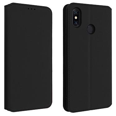 Avizar Etui folio Noir pour Xiaomi Mi Max 3 Etui folio Noir Xiaomi Mi Max 3