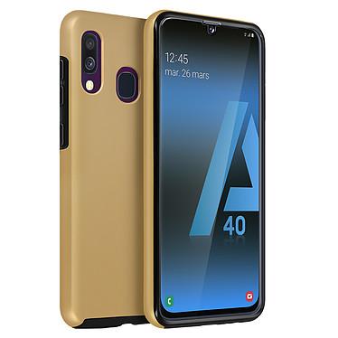 Avizar Coque Dorée pour Samsung Galaxy A40 pas cher