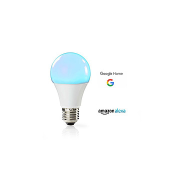 Avis NEDIS Ampoule LED Intelligente LC10 Wi-Fi