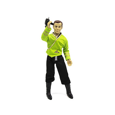 Star Trek TOS - Figurine Captain Kirk (The Trouble with Tribbles) 20 cm Figurine Star Trek TOS, modèle Captain Kirk (The Trouble with Tribbles) 20 cm.