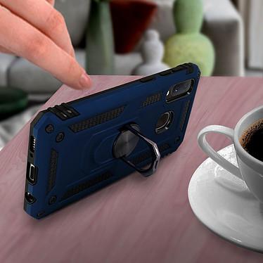 Avis Avizar Coque Bleu Nuit pour Samsung Galaxy A20e
