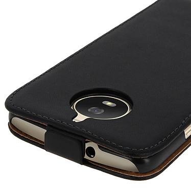 Avis Avizar Etui à clapet Noir pour Motorola Moto G5S