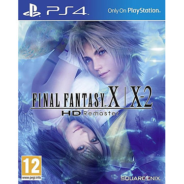 Final Fantasy X X 2 HD Remaster (PS4) Jeu PS4 Action-Aventure 12 ans et plus