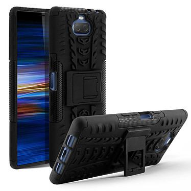 Avizar Coque Noir pour Sony Xperia 10 Plus pas cher