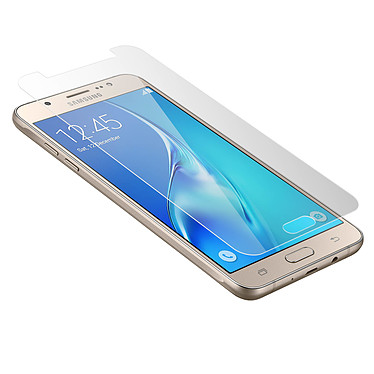 Avizar Film verre trempé Transparent pour Samsung Galaxy J7 2016 Film verre trempé Transparent Samsung Galaxy J7 2016