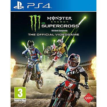 Monster Energy Supercross (PS4) Jeu PS4 Course 3 ans et plus