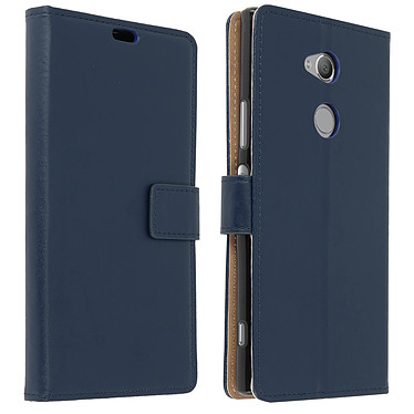 Avizar Etui folio Bleu Nuit pour Sony Xperia XA2 Ultra Etui folio Bleu Nuit Sony Xperia XA2 Ultra
