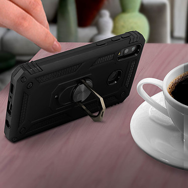 Avis Avizar Coque Noir pour Samsung Galaxy M20