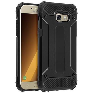 Avizar Coque Noir Defender II pour Samsung Galaxy A3 2017 Coque Noir Defender II Samsung Galaxy A3 2017