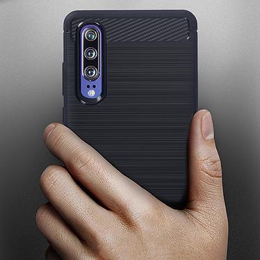 Avis Avizar Coque Bleu Nuit Métal Brossé pour Huawei P30
