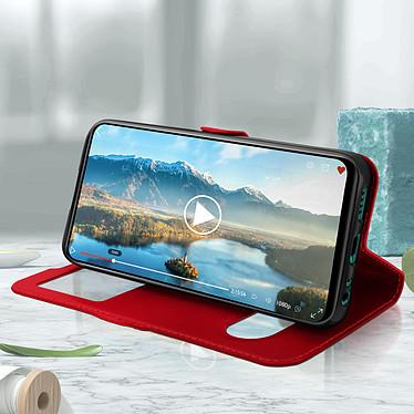 Acheter Avizar Etui folio Rouge pour Huawei P Smart Z , Honor 9X